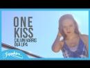 Sapphire - One Kiss (Calvin Harris feat. Dua Lipa)