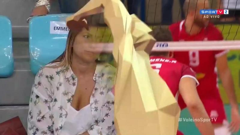 Russia vs Tunisia - Campeonato Mundial de Volei Masculino 2018 - SPORTV 14.09.2018 - YouTube