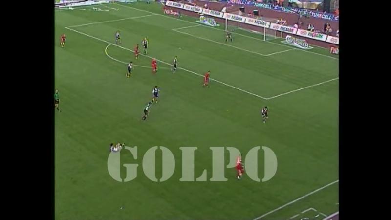 Beşiktaş Galatasaray 1 0 2002 03 Geniş Özet