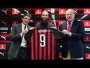 Gonzalo Higuain Transfer Juventus Welcome To AC Milan 2018 Higuain Transfer Ac Milan 2018