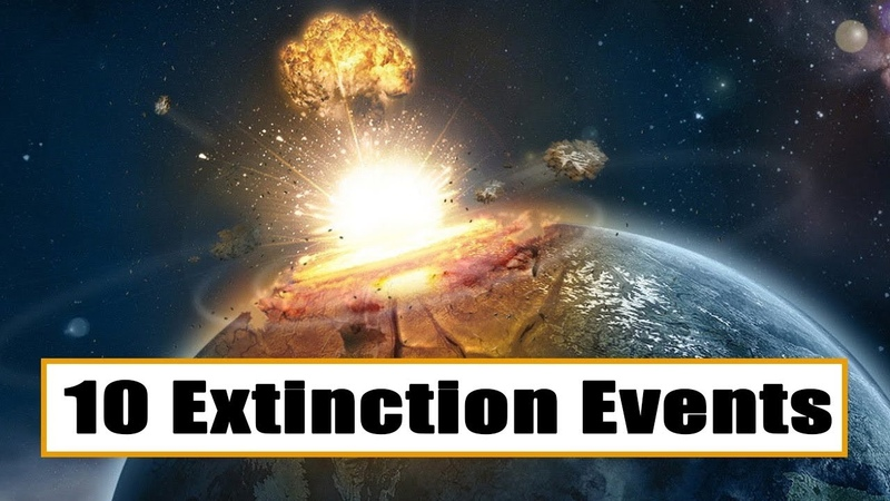 10 Extinction Events That Nearly Wiped Out Life For Good