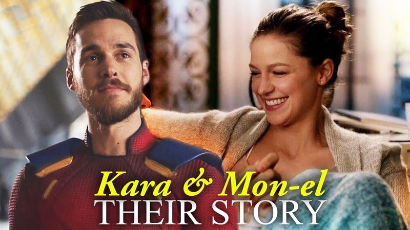 Kara Mon-El | Their Story (2x01 - 3x23)