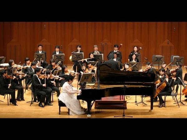 이옥희(Ok-hee Lee), W. A. Mozart_ Piano Concerto No.14 KV.449서울튜티챔버오케스트라
