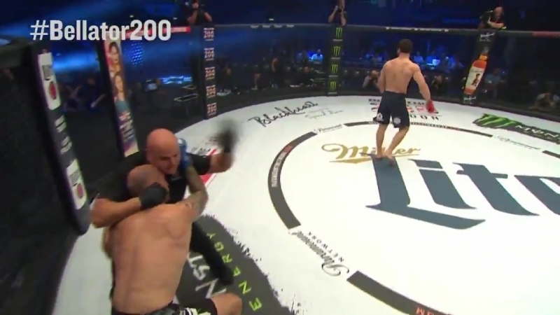 Bellator200 Results Anatoly Tokov def. Vladimir Filipovic via submission at Round 1, 056