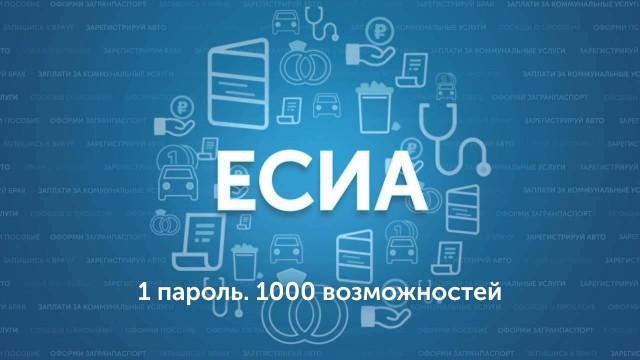 Более 60% жителей Московской области зарегистрированы в ЕСИА