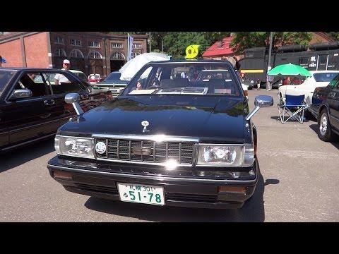 NISSAN GLORIA Y31 TAXI 日産 グロリア Y31型 タクシー仕様