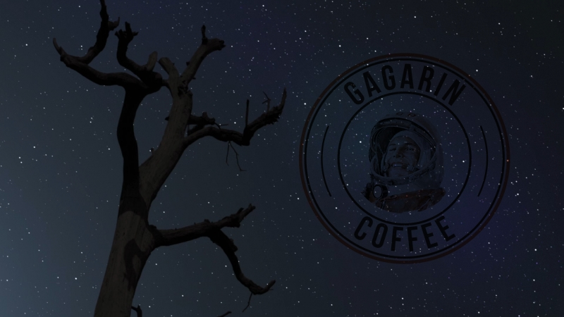 Gagarin coffee lirics
