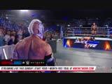 Rey Mysterio battles The Miz to stay on Team SmackDown (Randy Orton)- SmackDown LIVE, Nov. 13, 2018