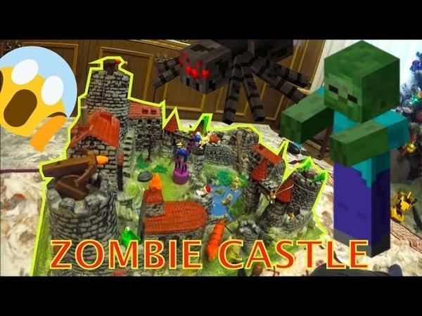 Замок с зомби / Zombie castle