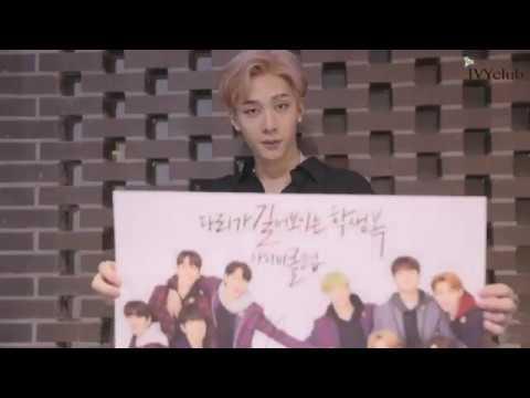 [아이비클럽] 스트레이키즈 음원 녹음 인터뷰 영상_방찬 (IVYclub_2019 Stray Kids Interview_Bang Chan)