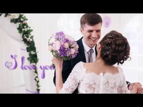 Слайдшоу для инстаграма на годовщину свадьбы