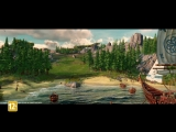 Трейлер The Settlers 2019 с Gamescom 2018.