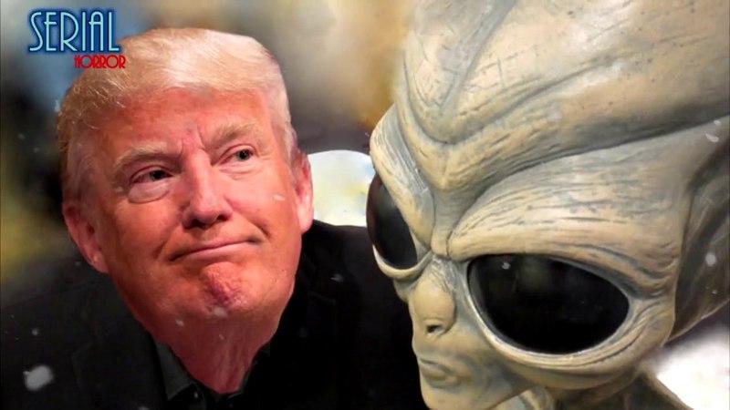 Trump revela algo CHOCANTE sobre ALIENIGENAS