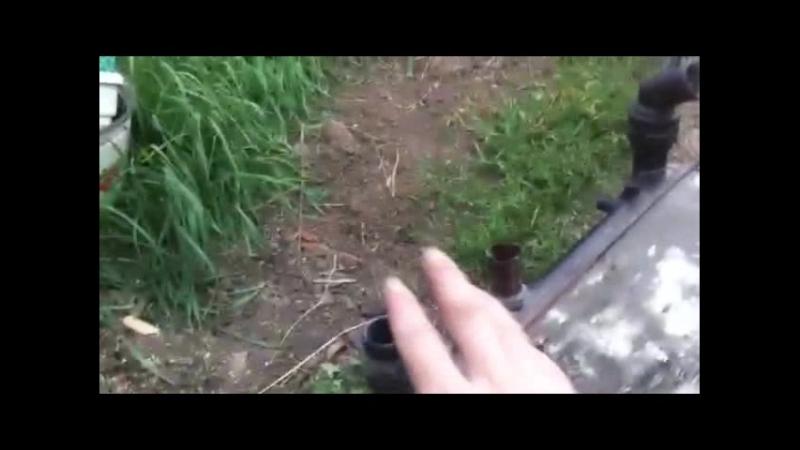 Замена йобаного радиатора