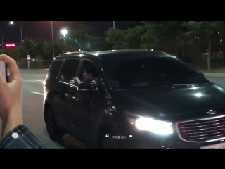 [Fancam] 180909 VIXX Leo after DMC Festival 2018 A.M.N. Big Concert
