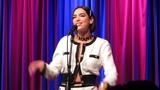 Dua Lipa live in LA performing