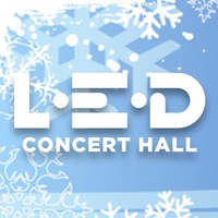 Логотип LED CONCERT HALL