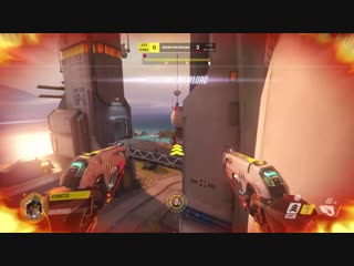 Tracer melee attack animation cancel