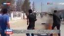 Жители Эль Хатунии устроили протест, который закончился стрельбой и арестом