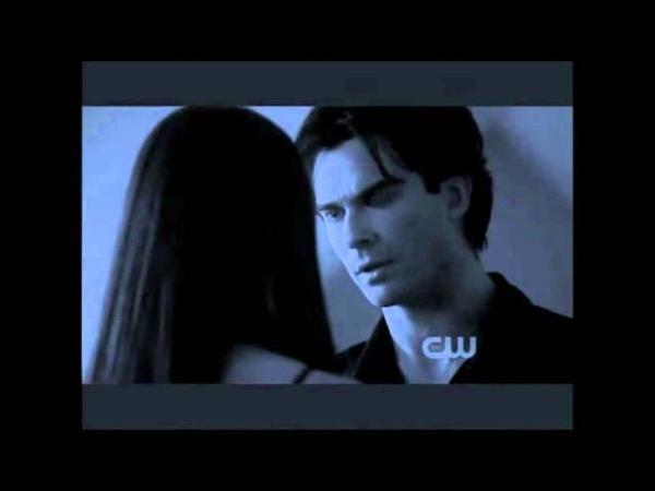 Stefan/Elena/Damon - Расслабься, дура!