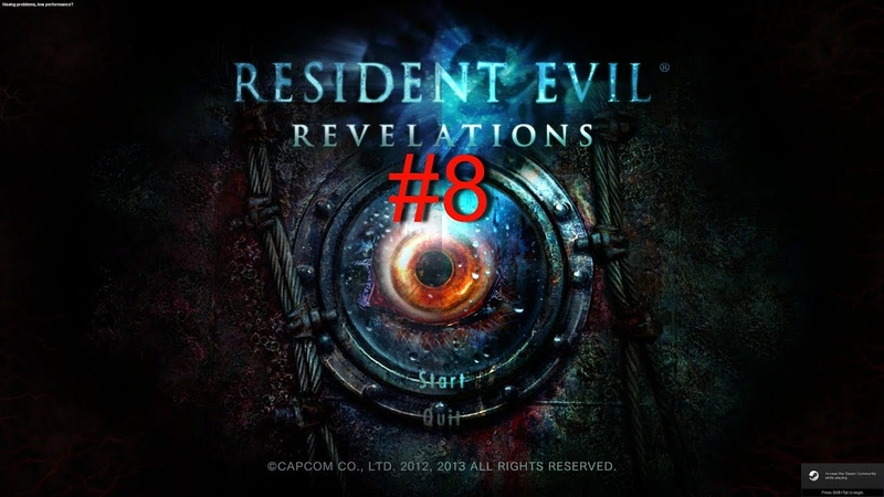 Resident Evil Revelations Прохождение 8-Эпизод 6:Кошки-Мышки ( Ultra Setting 60 FPS) » Freewka.com - Смотреть онлайн в хорощем качестве