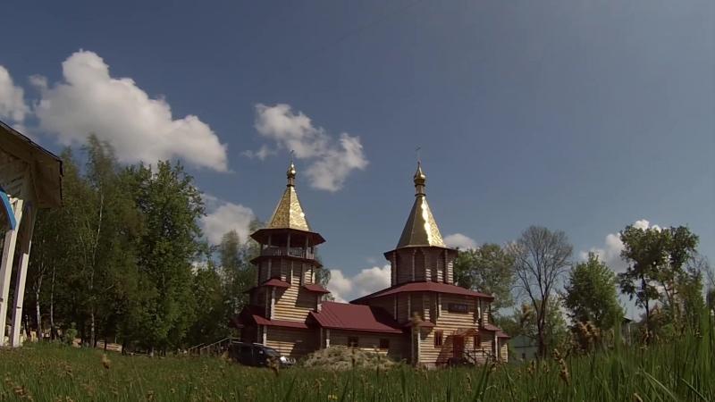 Белобережский монастырь - май 2018