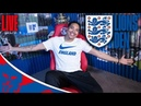 LIVE From Inside the England Camp with Dele Alli | Lions' Den Episode Three | World Cup 2018