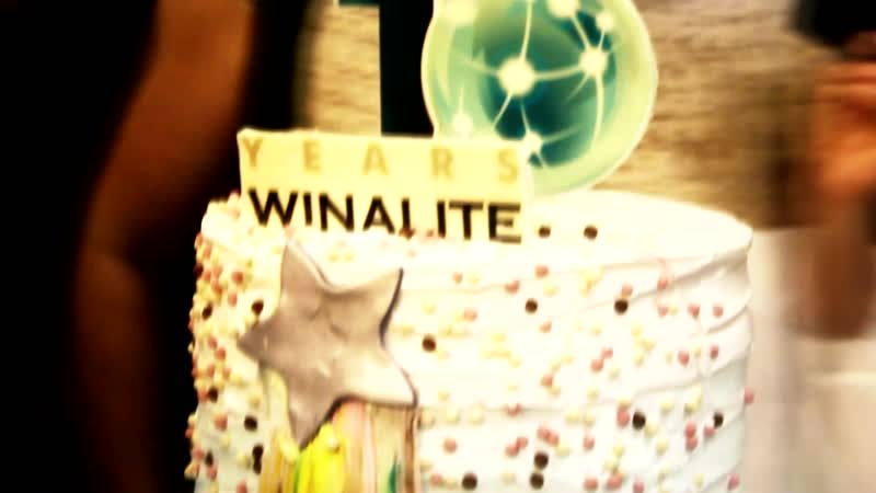 Winalite 10 лет .. Все только начинается! 2018 год октябрь