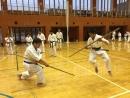 Лекция Окадзаки Хирото по основным принципам обучения японским единоборствам 2 Япония 2017 для делегации молодёжи Центра япон