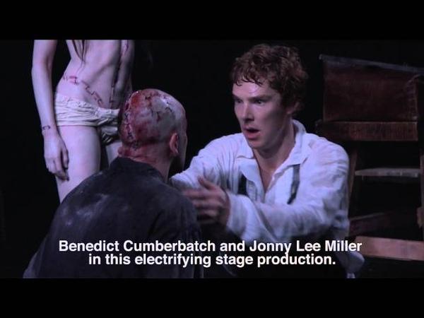 Frankenstein (Part I) Trailer | Benedict Cumberbatch Jonny Lee Miller