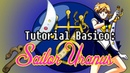 Tutorial Basico Espada de Goma Eva Espada Sailor Uranus