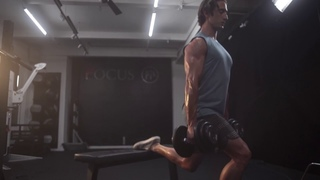 Leg day strength and conditioning: Built for the Beach v3.0
