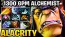 Aclarity 1300 GPM Alchemist 12 Minutes Radiance