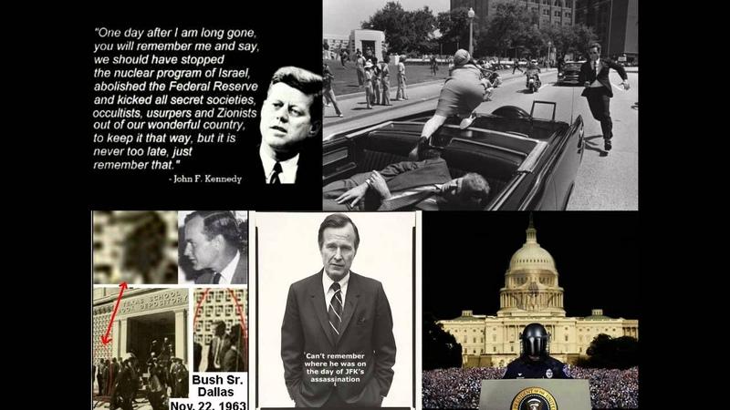 George HW Bush the JFK Assassination