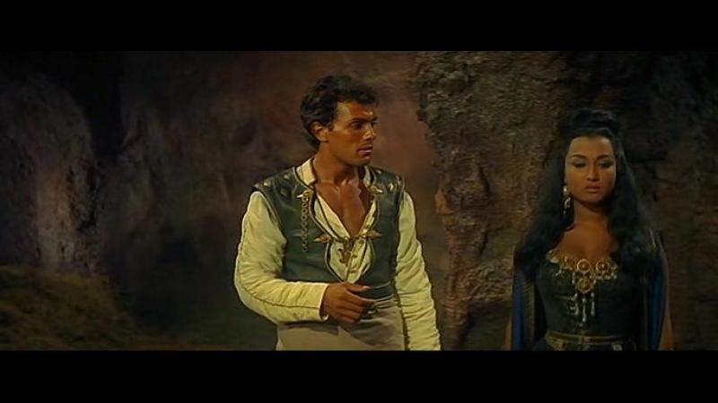 Али-Баба и семь сарацинов(Италия.Приключения.1964)
