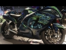 Мотовыставка IMIS 2018. Самые яркие мотоциклы