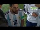 Argentina jugará sin Messi