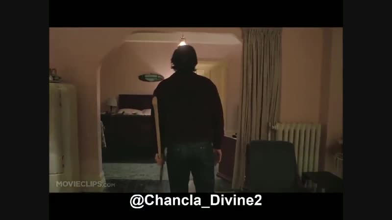 Jai calé la voix de Mélenchon sur la scène culte de Shining. (montage perso)