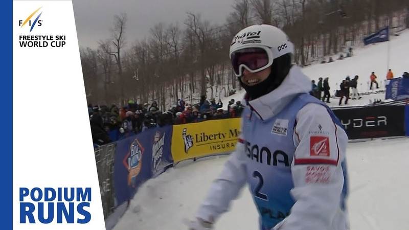 Benjamin Cavet | Men's Moguls | Lake Placid | 1st place | FIS Freestyle Skiing