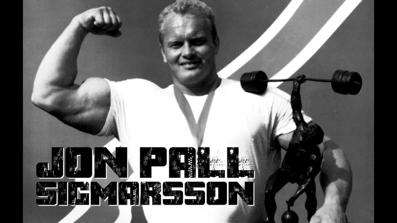 VIKING BLOOD - Jon Pall Sigmarsson Tribute [Strongman Motivation]