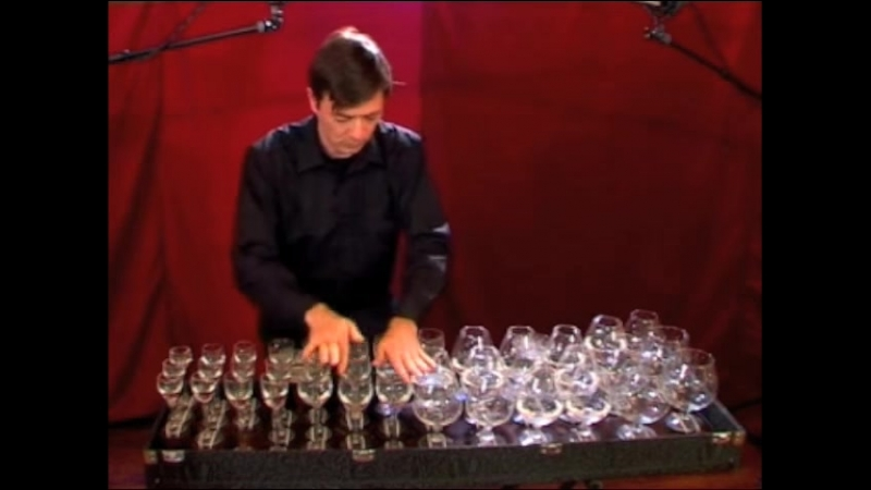 Glass harp-Toccata and fugue in D minor-Bach-BWV 565[SD,640x480]