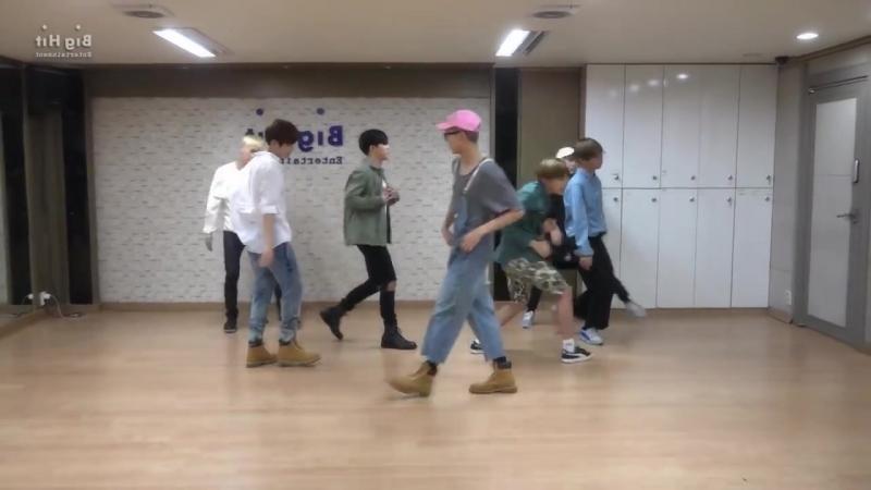 BTS (방탄소년단) - 좋아요 Pt.2 (I Like It Pt.2) Dance Practice (Mirrored).mp4