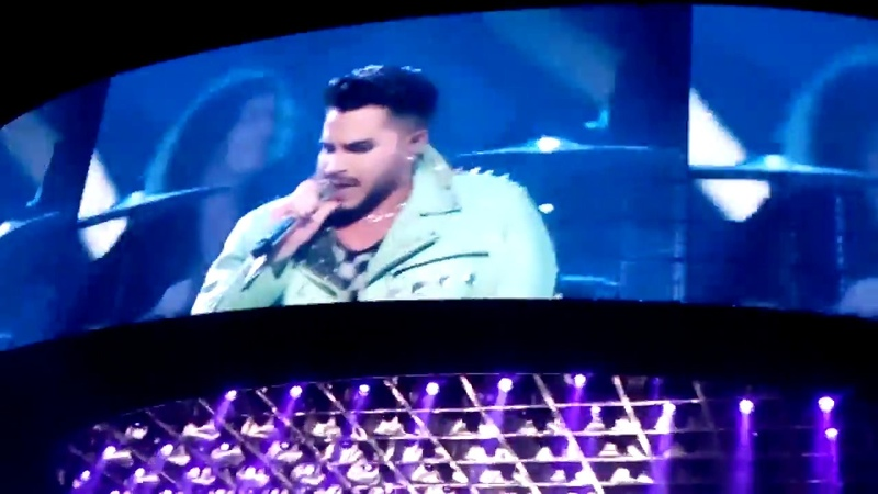 Queen Adam Lambert | Don't Stop me Now I Want to run my Bicycle | Lisbon | 07.06.2018