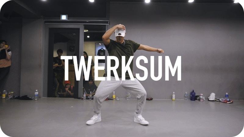 Twerksum - Elliott Trent / Austin Pak Choreography