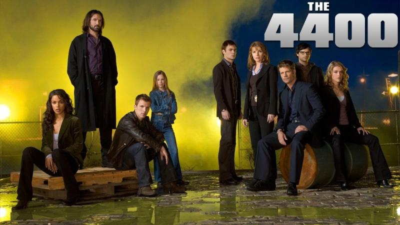 4400 (сериал) HD 4 сезон 6-13 серия окончание сериала
