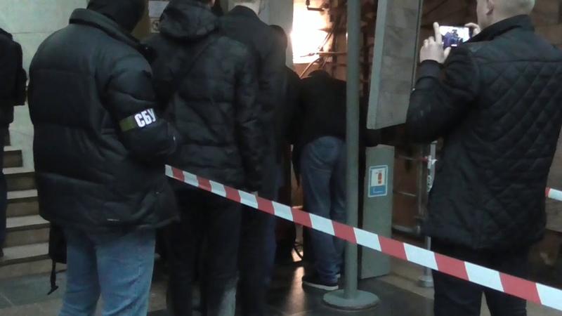 СБУ попередила теракт у харківському метрополітені