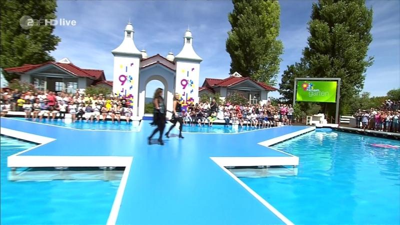 Jenny Berggren - All That She Wants (ZDF-Fernsehgarten - 2018-08-12)
