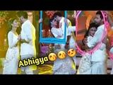 Shabbir Ahluwalia(Abhishek) ! Sriti jha(Pragya) ! Romantic couple Dance Video,Kumkum Bhagya,Zee TV