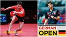 XU Xin - DYJAS Jakub @ German Open 23/03/2018 (private video HD)