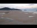 БРАЗИЛИЯ 25 08 2018 редкое явление mar на пляжах в Парана
